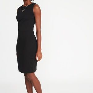 Old Navy Simple Everday/Occasion Black Dress